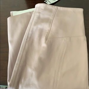 Brand New Leather Pencil Skirt
